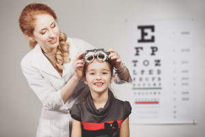 The Right Age for Contact Lenses